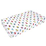 Wildkin Microfiber Fitted Crib Sheet For