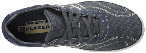 Skechers Usa Mens Land Morse Oxford Marine