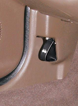 Q Logic Q Forms 6.5'' Kick Panel Component Speaker Enclosures for Dodge Neon