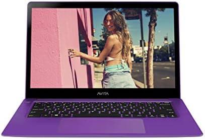 """AVITA LIBER 13.3"""" Laptop [CN6613], Windows 10, Intel Core i5 Processor, 8GB RAM, 256GB SSD, Full Aluminum Body IPS 1920 x 1080 FHD (AVITA Purple)"""