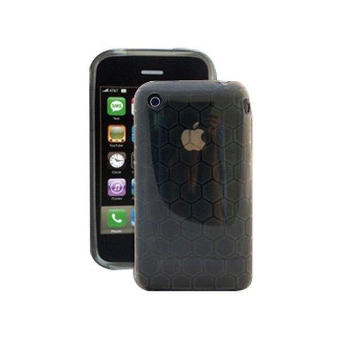 iPhone用Power Star-Etui LPH TPUケースカバー(ブラック)   B005PW1OQC