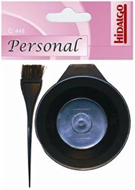 Bol Diametro 11cm Con Brocha Tinte Bolsa: Amazon.es: Belleza