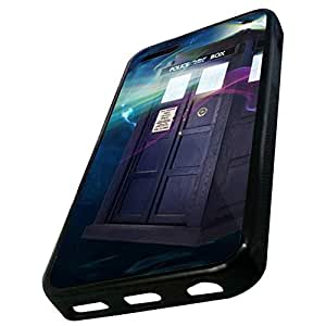 Generic Custom Glowing Doctor Who Printed Case For Iphone 5C pc hard (Laser Technology)
