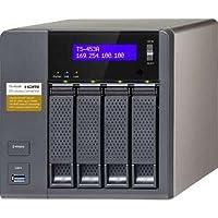 QNAP TS-453A-8G-US TS453A 8GB Ram 4-Bay Prof Grade NAS Intel Quadcore 16GHZ CPU