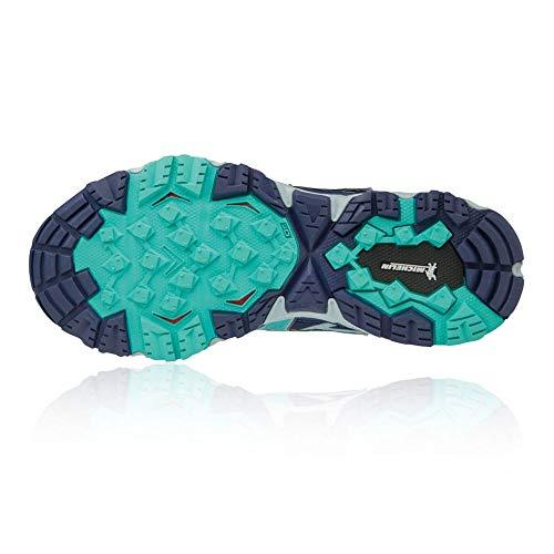 Bleu Chaussures Mujin blue Running de Wave Femme G Wos TX Mizuno 4 F7UqcY