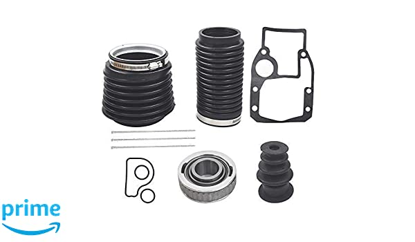 Bellows Kit for OMC Cobra Sterndrive I//O Replaces 3854127 911826 914036