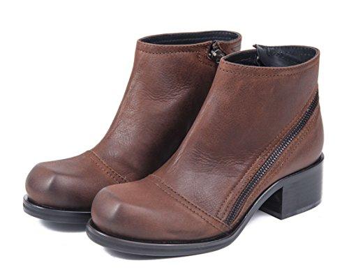 McQ ALEXANDER McQUEEN Women's Boots brown sgoY2Em