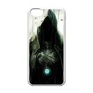 iPhone 5 5s Cell Phone Case Black Miranda Kerr Portrait Z7U2DS