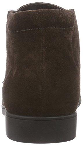 Mephisto Stelio Velsport 3651 Dark Brown, Stivaletti Uomo Marrone (Braun (Velsport 3651))