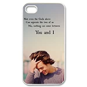 Harry Styles Classic Personalized Phone Case for Iphone 4,4S,custom cover case ygtg-324612