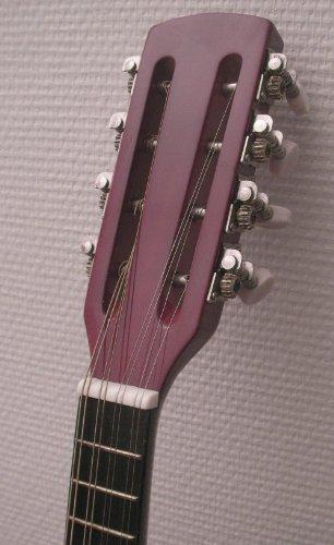 MANDOLINE 8 cordes sunburst en Tilleul ~ Neuve /& Garantie