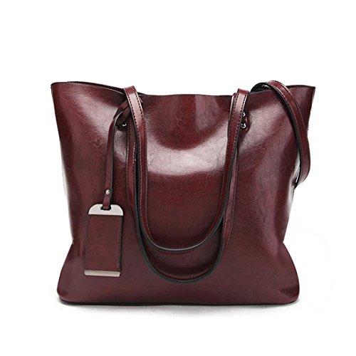 à main sac Coloré bandoulière 9 Couleur Sacs à Rouge TM 6UUZdw
