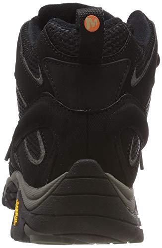 Stivali Donna Gtx 2 Moab Merrell Da Alti Nero Black black Escursionismo Mid x8Ca8IASnq