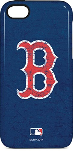 Skinit inkFusion Pro Case for iPhone 5c - Retail Packaging - Boston Red Sox