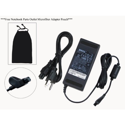 Dell 20V 3.5A 70W Replacement AC Adapter for Dell Notebook Models: Dell Inspiron 1100, Dell Inspiron 2500, Dell (Dell Inspiron 5100 Power Cord)