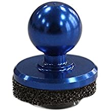 Universal Metal Mini Joystick, Cocomii Elite Gamepad NEW [Maximum Precision] Perfect Game Controller Rocker Joypad For All Smartphones Tablets iPhones iPads Androids [Mission Accomplished] (Blue)