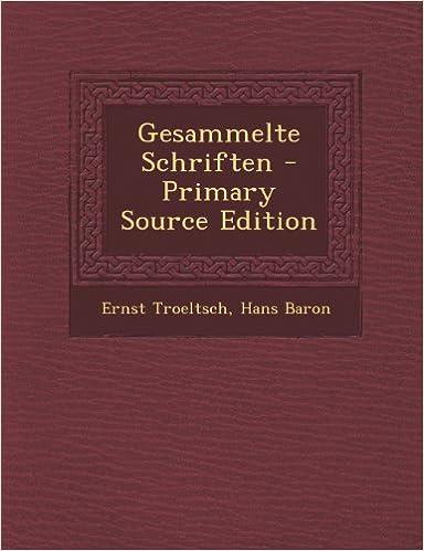 Book Gesammelte Schriften (German Edition)
