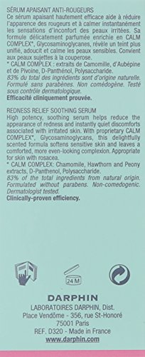 Darphin Intral Redness Relief Soothing Serum, 1 Ounce