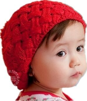 Amazon.com   Winter Warm Cute Baby Infant Kids Girls Caps 302876c49f4