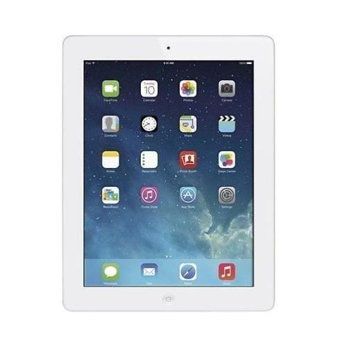 Apple iPad with Retina Display MD515LL/A 4th Generation (64GB,Wi-Fi,White) (Certified Refurbished)