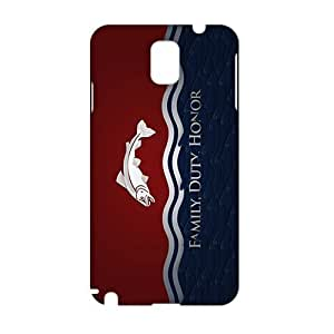 WWAN 2015 New Arrival game of thrones house 3D Phone Case for Samsung NOTE 3