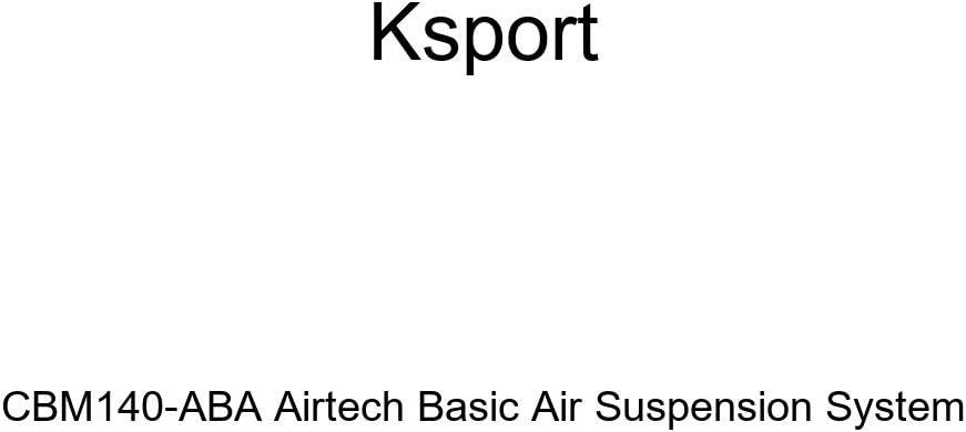KSport CBM140-ABA Airtech Basic Air Suspension System