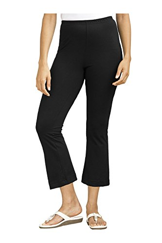 Jersey Cropped Pants - 6
