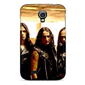 Durable Hard Cell-phone Case For Samsung Galaxy S4 (sDG4032zzzE) Provide Private Custom Realistic Catamenia Band Skin