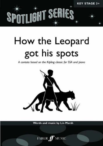How the Leopard Got His Spots pdf epub