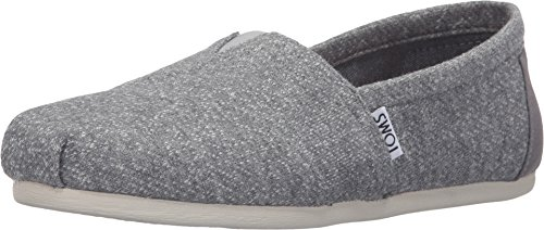 Toms Women's Classic Grey Marl Casual
