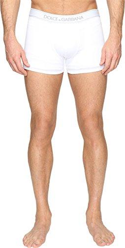 Dolce & Gabbana Men's Regular Boxer White - For And Gabbana Men Clothes Dolce