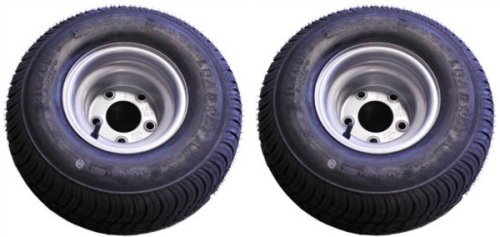 18.5X8.50-8 (215/60-8) Triton Class C Trailer Tire - Pair - For Watercraft/Snowmobile/Utility Trailers by Triton