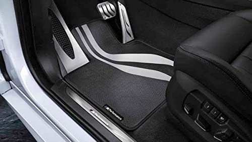 Original Bmw M Performance Fußmatten Lhd Vorne Für X6 F16 Auto