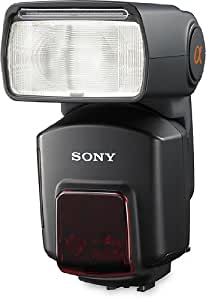 Sony HVL-F58AM High-Power Digital Camera Flash with Wireless Ratio Control and Quick Shift Bounce for Sony Alpha Digital SLR