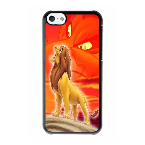 Coque,Coque iphone 5C Case Coque, Mythical Creature Cover For Coque iphone 5C Cell Phone Case Cover Noir