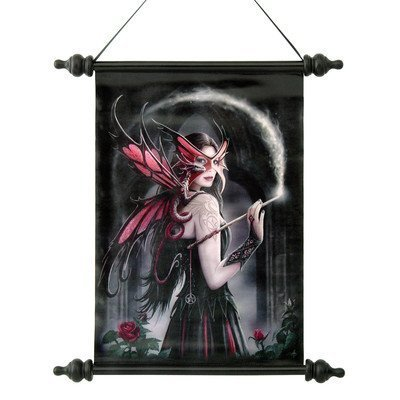 Design Toscano Spellbound Dragon Fairy Canvas by Anne Stokes