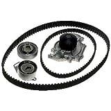 Gates TCKWP244 Engine Timing Belt Kit with Water Pump