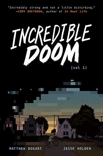 Book Cover: Incredible Doom