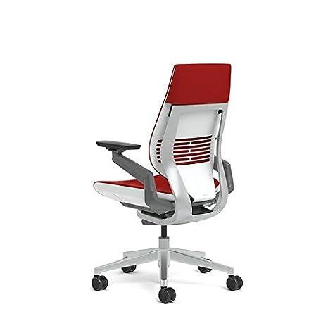 Amazon.com: steelcase Gesto silla de oficina – Tapizado ...