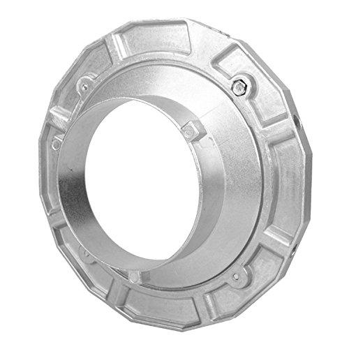 Speed Adapter Ring (CowboyStudio Speed Ring Speedring for Bowen Softbox Monolight, Bowen SPEEDRING)