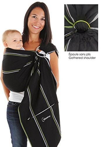 91641385828 Amazon.com   Chimparoo Ring Sling Baby Wrap (Size 2
