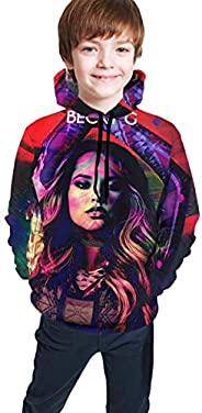 Fashion Youth Custom Becky G Hooded Leisure