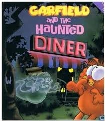 Garfield And The Haunted Diner Lift The Flap Davis Jim 9780448003986 Amazon Com Books
