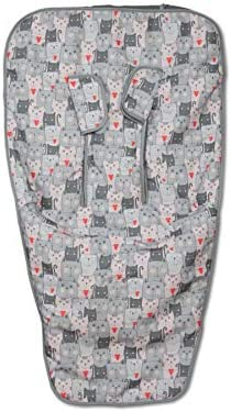 Babyline 5000662 - Colchoneta para silla de paseo, unisex: Amazon.es: Bebé