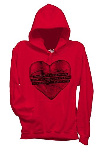 Sweatshirt Der Zauberer Von Oz Heart - FILM by Mush Dress Your Style