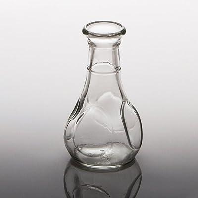 "Eastland® Pinched Bud Vase 3.5"""