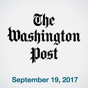 September 19, 2017 Audiomagazin von  The Washington Post Gesprochen von: Sam Scholl