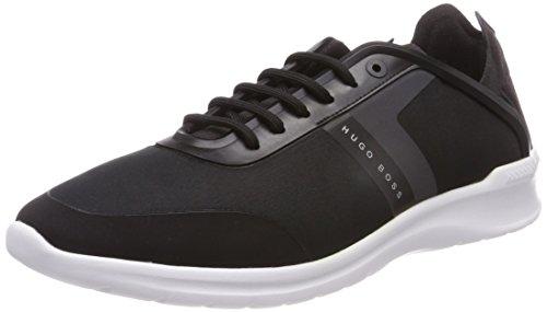 Baskets Hommes Patron, Noir (noir)