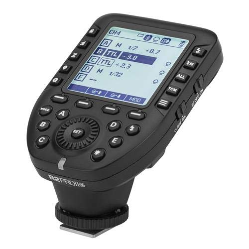 Flashpoint R2 Pro MarkII 2.4GHz Transmitter for Nikon by Flashpoint