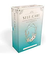 Self-Care: Inspirational Card Deck and Guidebook